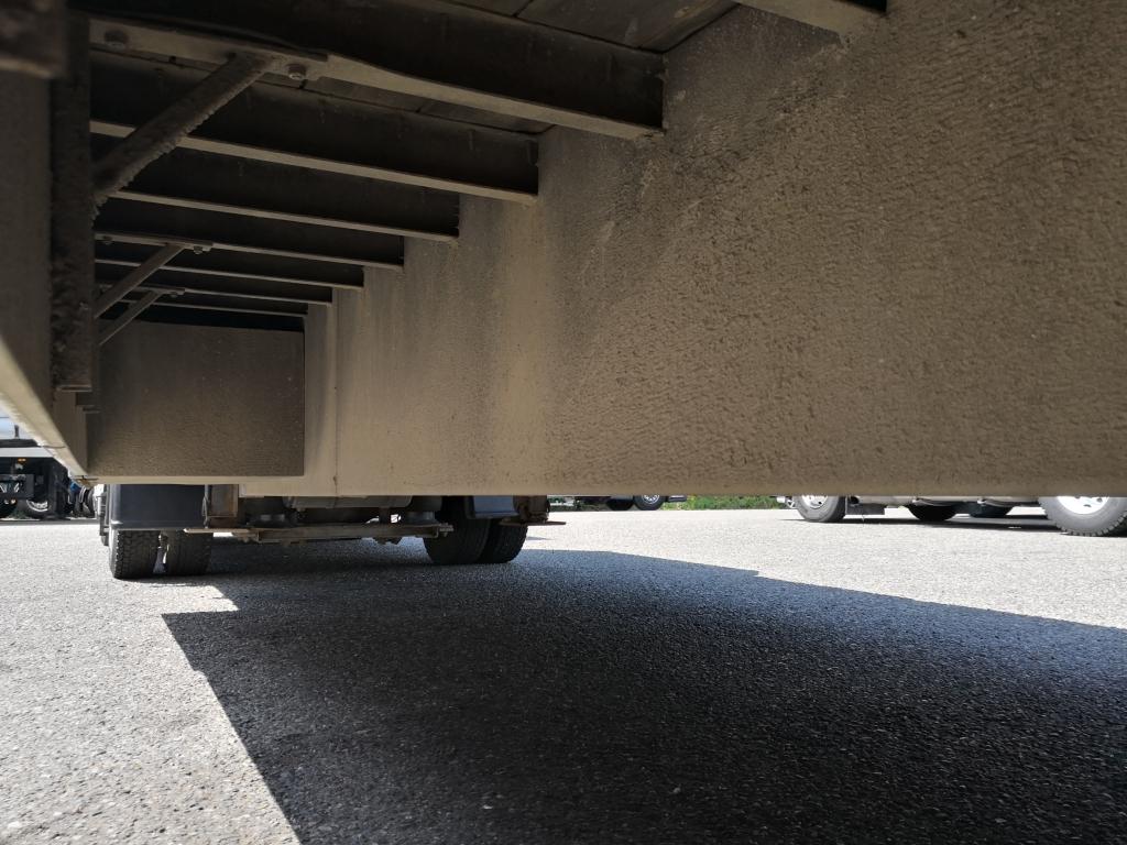 DAF LF45-180 4x2 Euro3 - C1 -  Kuiper Trailer - Hydraulic loading ramp 2.5M - 09-2019 APK