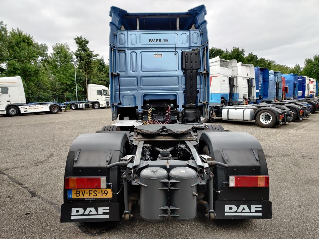 DAF XF105-410 6x2/4 Euro5 SpaceCab - Koelkast - 10/2019 APK