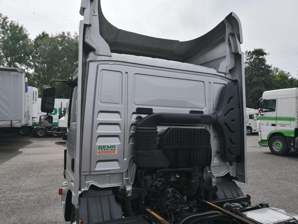 MAN TGL 220 4x2 Dagcabine Euro 6 - 12TON - 6.5m chassis - Metallic Grey - 06/2020 APK