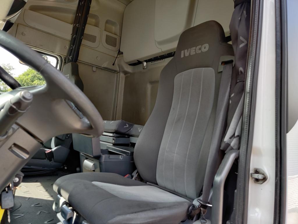 Iveco Stralis AS440S42 ActiveSpace 4x2 Euro 5 - ADR - PTO - RVS kist - Koelkast