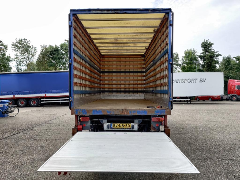 DAF LF 45.160 EEV 4x2 - Renova - Afzetbak - Dhollandia klep - 120.000km!! - 90% banden