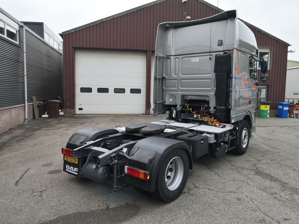 DAF FT XF105-410 4x2 SuperSpaceCab Euro5