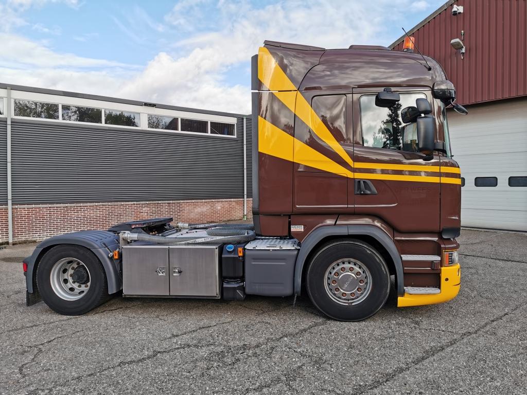 Scania R450 4x2 Highline Euro6 - Retarder - ADR - PTO Compressor - Standairco -  01/2020APK