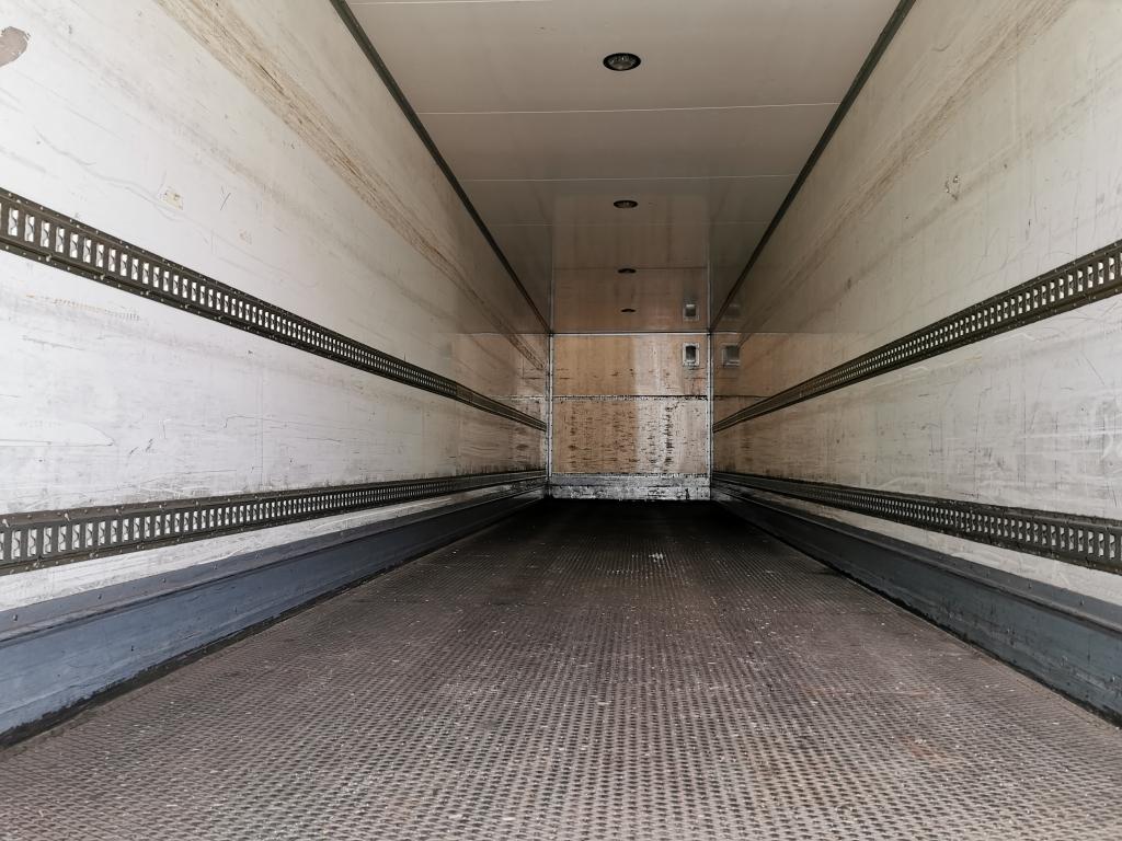 Van Hool 2B2001 2-assen SAF - Schijfremmen - Tridec Gestuurd - Stalen vloer -