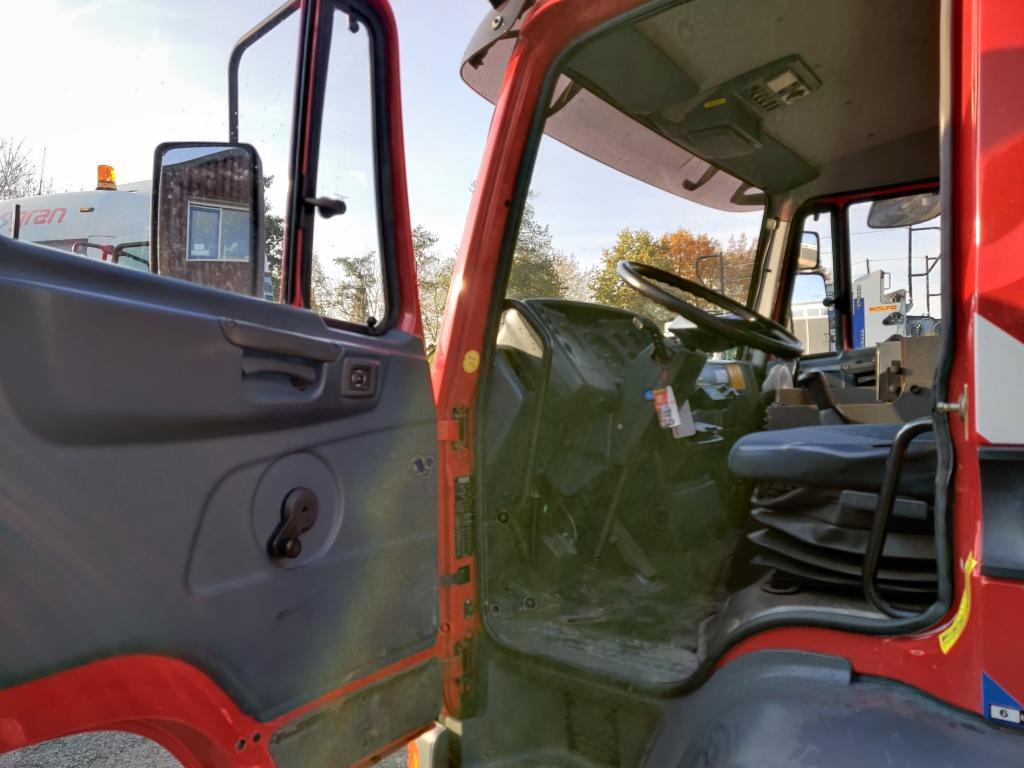 DAF LF55-230 4x2 Manual Euro2 Ziegler Opbouw 1500L Tank + Pomp + Slangen - 37000km origineel!