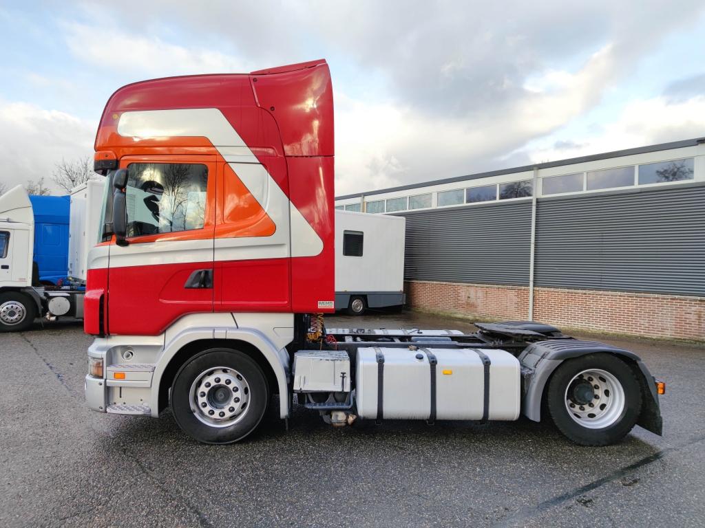 Scania R500 4x2 Topline Euro5 - Manual - Retarder - 2 FuelTanks - 05/2021 APK